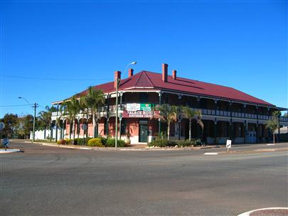 Outback Pubs in Australia